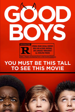 Good Boys | HD Movies Anywhere Code Ports to Vudu, iTunes, GP - Movie Sometimes