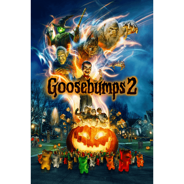 Goosebumps 2 | HD Movies Anywhere Code Ports to Vudu, iTunes - Movie Sometimes