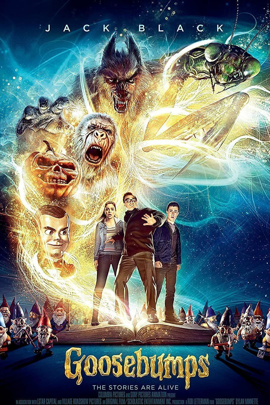 Goosebumps | HD Movies Anywhere Code Ports to Vudu, iTunes - Movie Sometimes