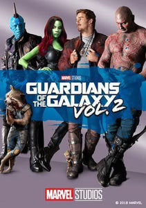 Guardians of the Galaxy Vol. 2 | HD Google Play Code Ports to Vudu, iTunes via Movies Anywhere - Movie Sometimes