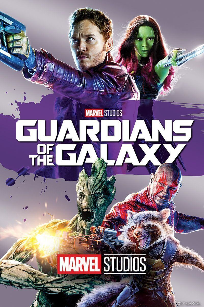 Guardians of the Galaxy  | 4K UHD Movies Anywhere Code Ports to Google Play, Vudu, iTunes - Movie Sometimes