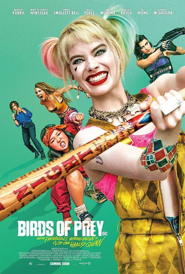 Birds Of Prey And The Fantabulous Emancipation Of One Harley Quinn | HD Movies Anywhere Code Ports to Vudu, iTunes, GP - Movie Sometimes