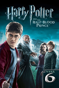 Harry Potter And The Half-Blood Prince HD Movies Anywhere - Vudu, iTunes