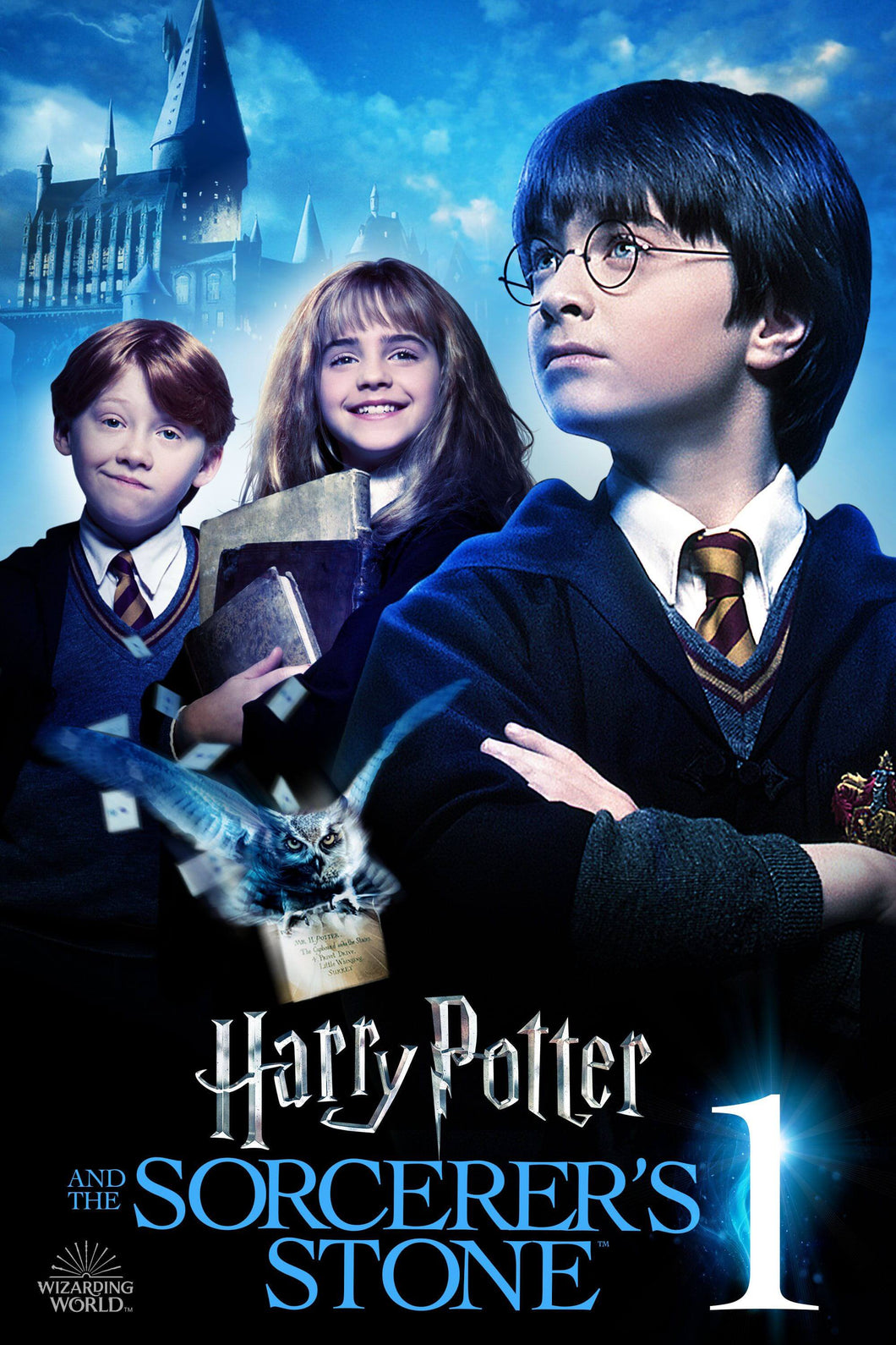 Harry Potter and the Sorcerer's Stone | HD Movies Anywhere Code Ports to Vudu, iTunes, GP - Movie Sometimes