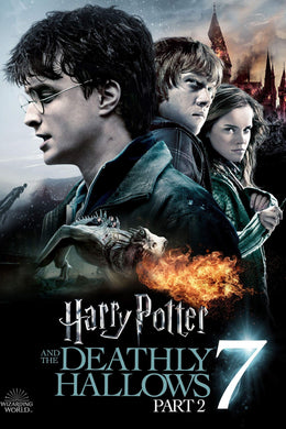 Harry Potter and the Deathly Hallows Part 2 | HD Movies Anywhere Code Ports to Vudu, iTunes, GP - Movie Sometimes