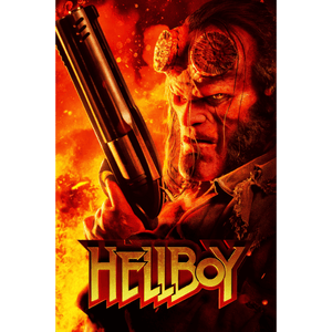 Hellboy (2019) | 4K UHD Vudu or iTunes Code - Movie Sometimes