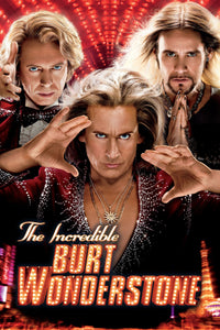 The Incredible Burt Wonderstone HD Movies Anywhere - Vudu, iTunes