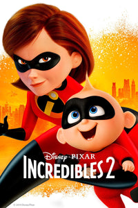 Incredibles 2 | 4K UHD Movies Anywhere Code Ports to Vudu iTunes GP - Movie Sometimes