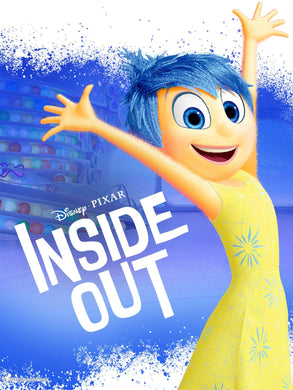 Inside Out | HD Google Play Code Ports to Vudu, iTunes via Movies Anywhere - Movie Sometimes