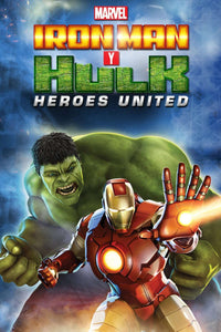 Iron Man and Hulk: Heroes United | HD Google Play Code Ports to Movies Anywhere, Vudu, iTunes - Movie Sometimes
