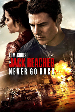 Jack Reacher: Never Go Back | HD Vudu Code - Movie Sometimes