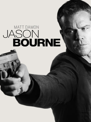 Jason Bourne | HD Movies Anywhere Code Ports to Vudu, iTunes, GP - Movie Sometimes