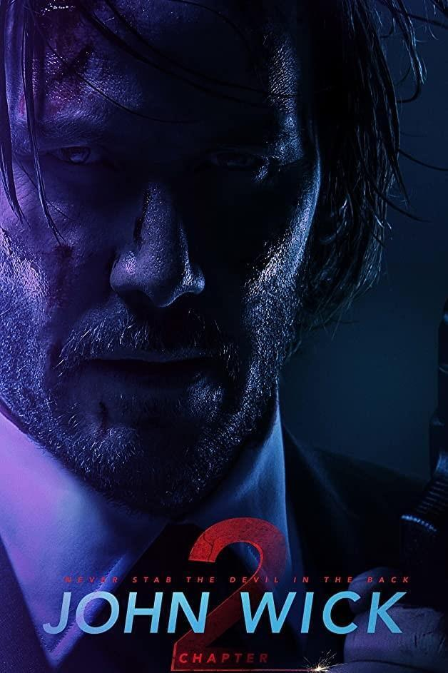 John Wick: Chapter 2 | 4K UHD Vudu or iTunes Code - Movie Sometimes