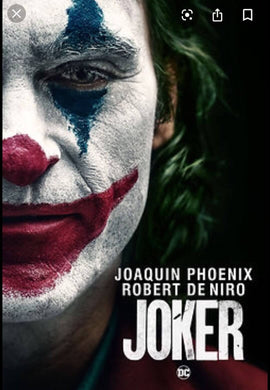 Joker | HD Movies Anywhere Ports to Vudu, iTunes, GP - Movie Sometimes