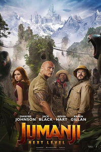 Jumanji: The Next Level | HD Movies Anywhere Code Ports to Vudu iTunes GP - Movie Sometimes