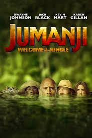 Jumanji: Welcome to the Jungle | HD Movies Anywhere Code Ports to Vudu, iTunes, GP - Movie Sometimes