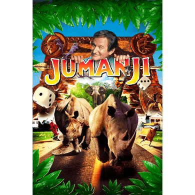 Jumanji | HD Movies Anywhere Code Ports to Vudu, iTunes, GP - Movie Sometimes