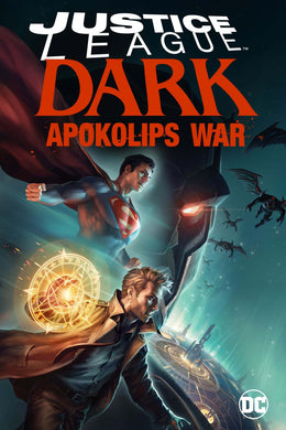 Justice League Dark: Apokolips War | HD Movies Anywhere Code Ports to Vudu, iTunes - Movie Sometimes