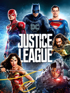 Justice League | HD Movies Anywhere Code Ports to Vudu, iTunes, GP - Movie Sometimes