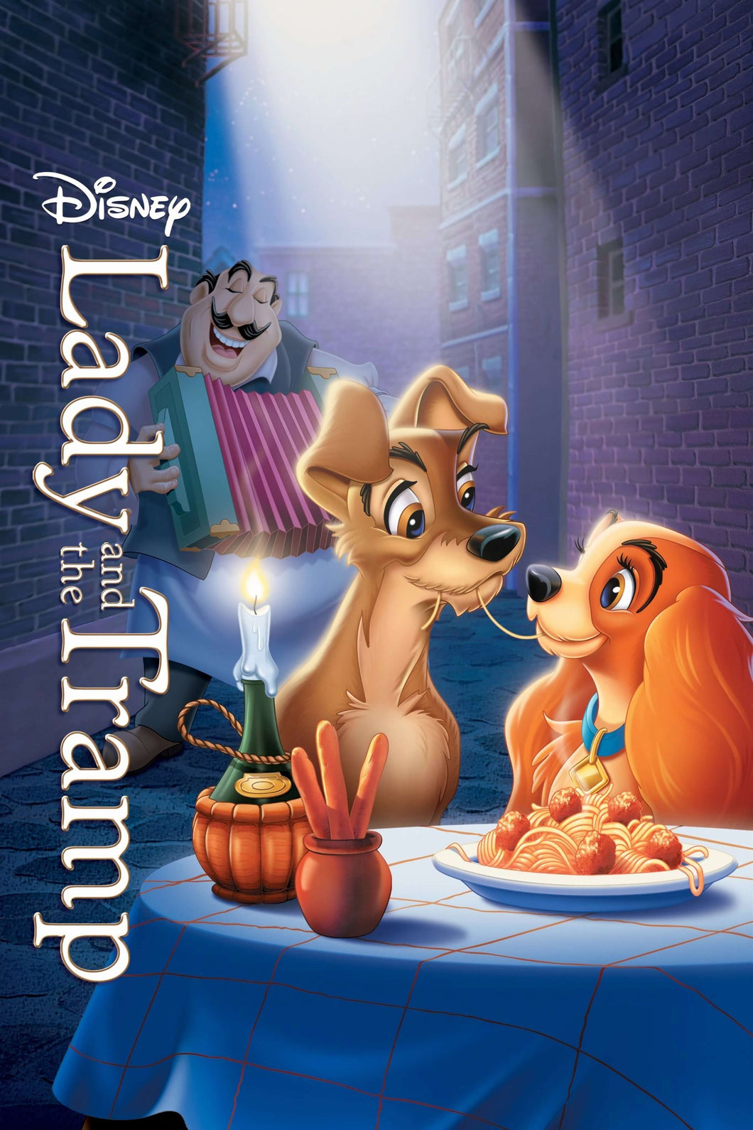 Lady and the Tramp | HD Movies Anywhere Code Ports to Vudu, iTunes, GP - Movie Sometimes