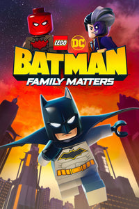 Lego Dc: Batman Family Matters | HD Movies Anywhere Code Ports to Vudu, iTunes - Movie Sometimes