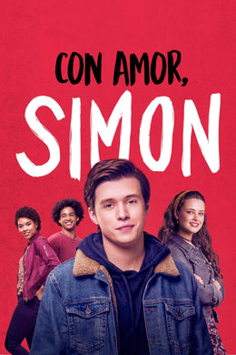 Love, Simon | HD Movies Anywhere Code Ports to Vudu, iTunes, GP - Movie Sometimes