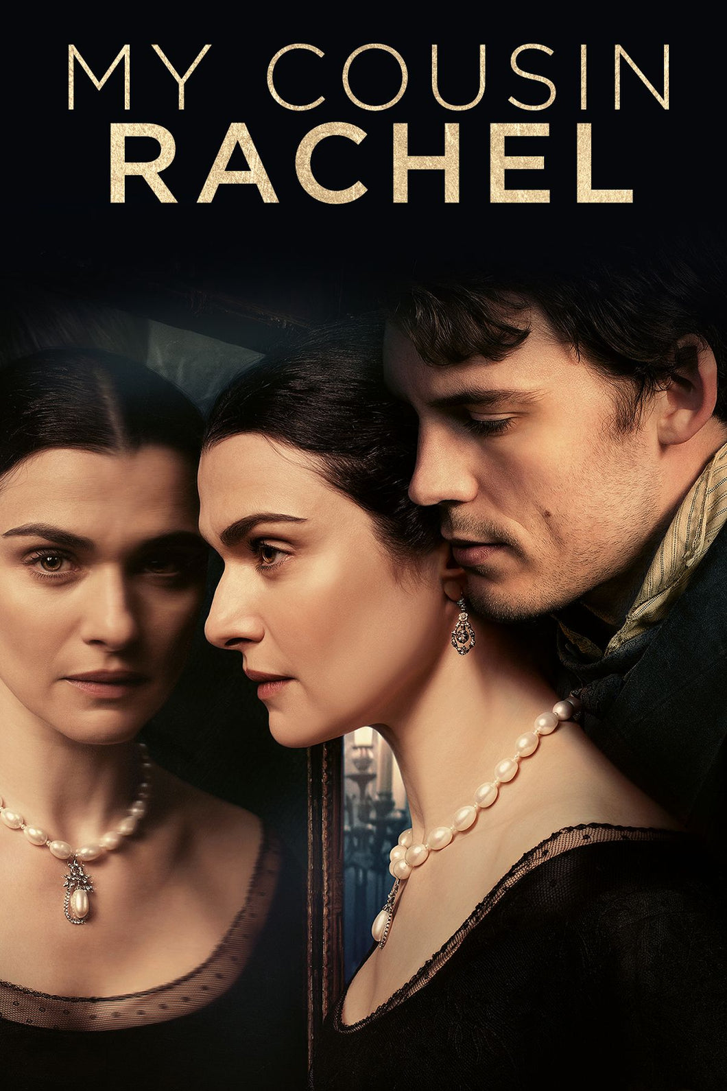 My Cousin Rachel HD Movies Anywhere - Vudu, iTunes