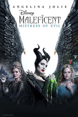 Maleficent: Mistress of Evil | HD Google Play Code Ports to Vudu, iTunes via Movies Anywhere - Movie Sometimes