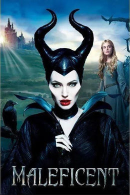 Maleficent | HD Google Play Code Ports to Vudu, iTunes via Movies Anywhere - Movie Sometimes
