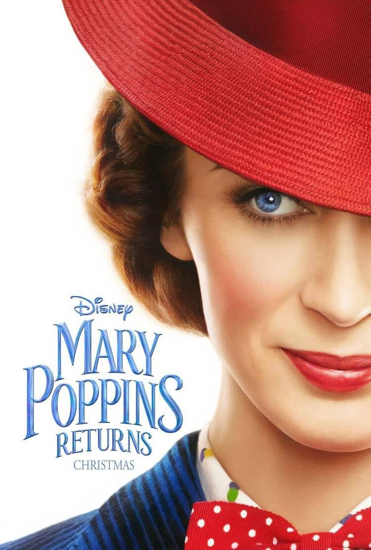 Mary Poppins Returns | 4K UHD Movies Anywhere Code Ports to Vudu, iTunes, GP - Movie Sometimes