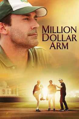 Million Dollar Arm | HD Google Play Code Ports to Movies Anywhere, Vudu, iTunes - Movie Sometimes