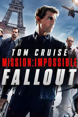Mission: Impossible Fallout | 4K UHD iTunes Code - Movie Sometimes