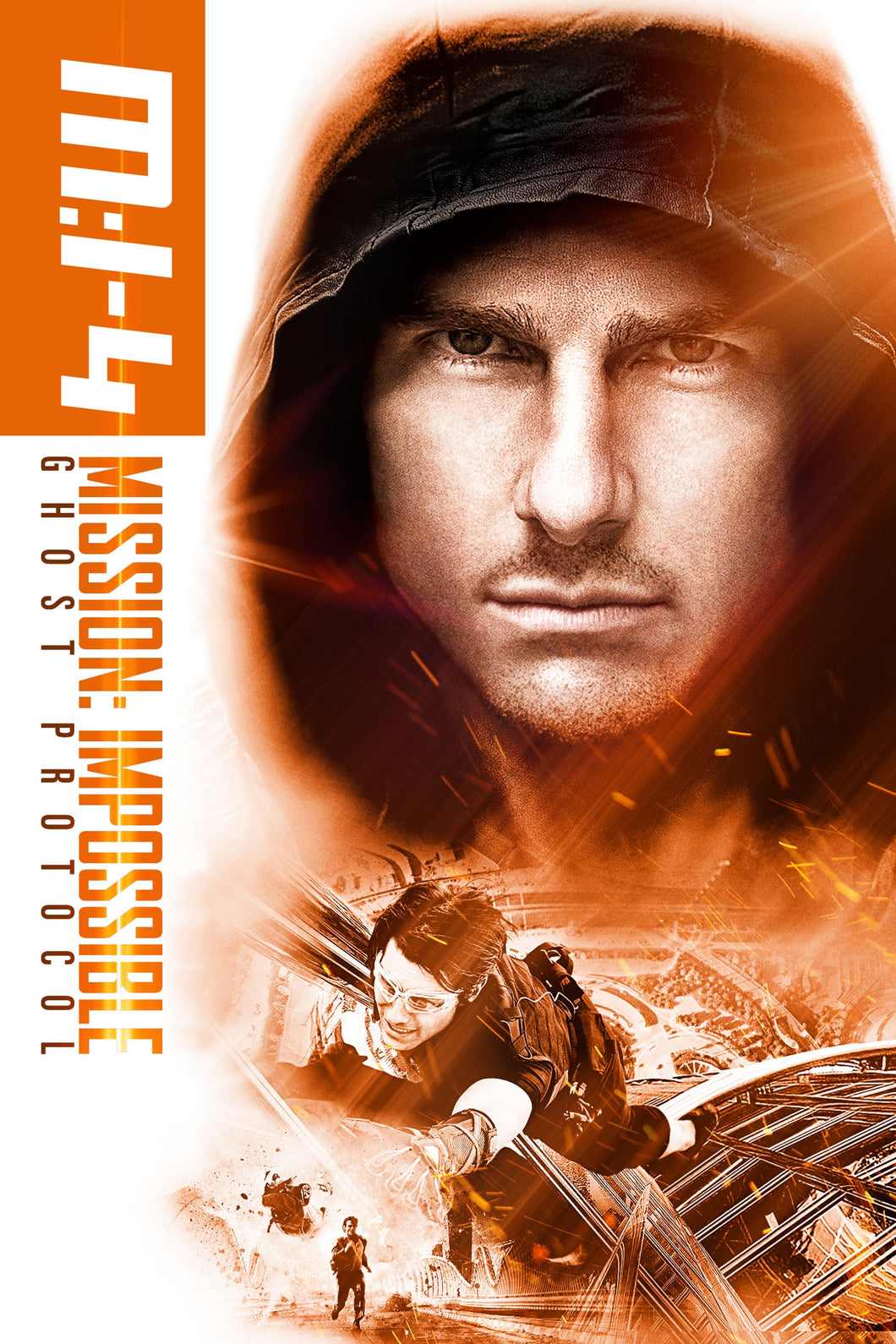 Mission Impossible: Ghost Protocol HD Vudu