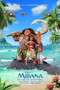 Moana | 4K UHD Movies Anywhere Code Ports to Vudu, iTunes, GP - Movie Sometimes
