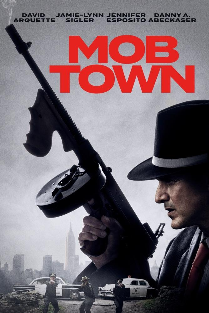 Mob Town | HD iTunes Code - Movie Sometimes