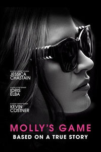 Molly's Game | HD iTunes Code - Movie Sometimes
