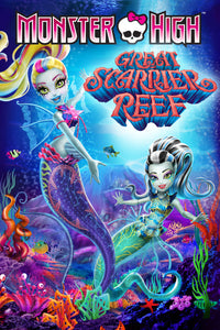 Monster High: Great Scarrier Reef 4K UHD iTunes