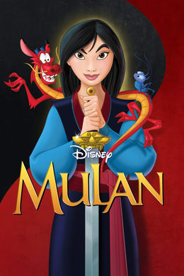 Mulan | HD Google Play Code Ports to Movies Anywhere, Vudu, iTunes - Movie Sometimes