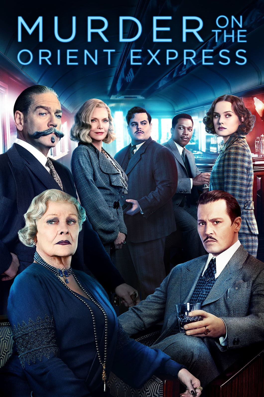 Murder on the Orient Express | HD Movies Anywhere Code Ports to Vudu, iTunes, GP - Movie Sometimes