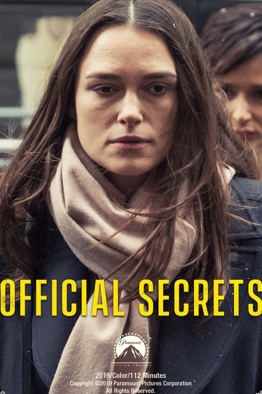 Official Secrets | HD iTunes Code - Movie Sometimes