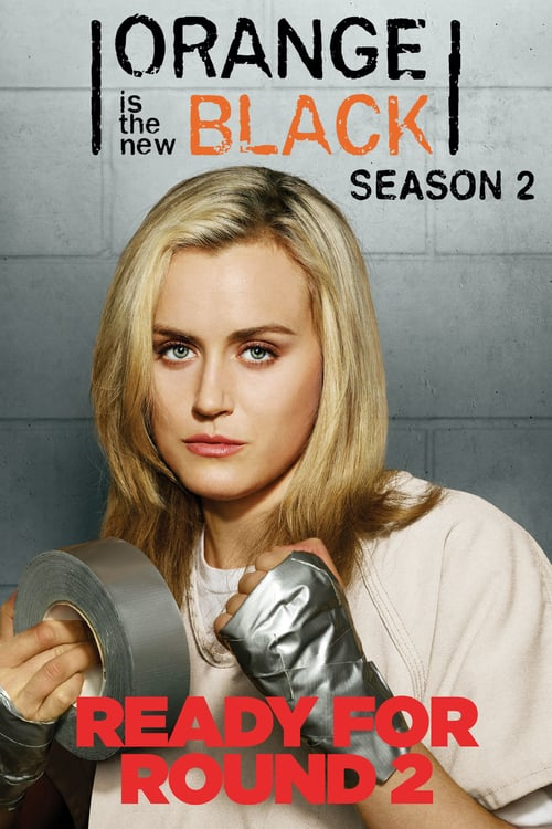 Orange is The New Black: Season 2 HD (Vudu)