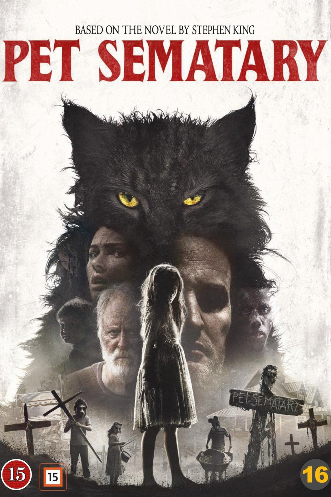 Pet Sematary (2019) | HD Vudu Code - Movie Sometimes