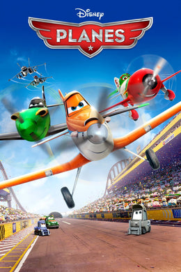 Planes | HD Movies Anywhere Code Ports to Vudu, iTunes, GP - Movie Sometimes