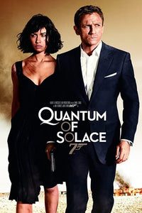 Quantum of Solace | HD Vudu Code - Movie Sometimes