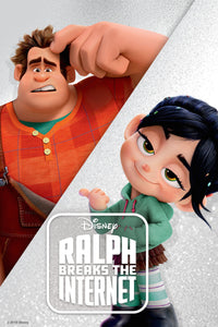 Ralph Breaks the Internet | HD Movies Anywhere Code Ports to Vudu, iTunes, GP - Movie Sometimes