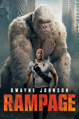 Rampage | HD Movies Anywhere Code Ports to Vudu, iTunes, GP - Movie Sometimes