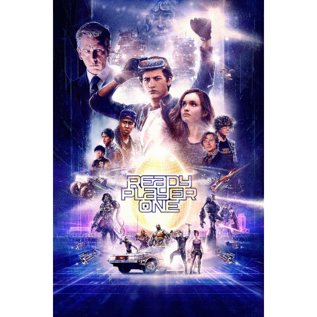 Ready Player One | 4K UHD Movies Anywhere Code Ports to Vudu iTunes GP - Movie Sometimes