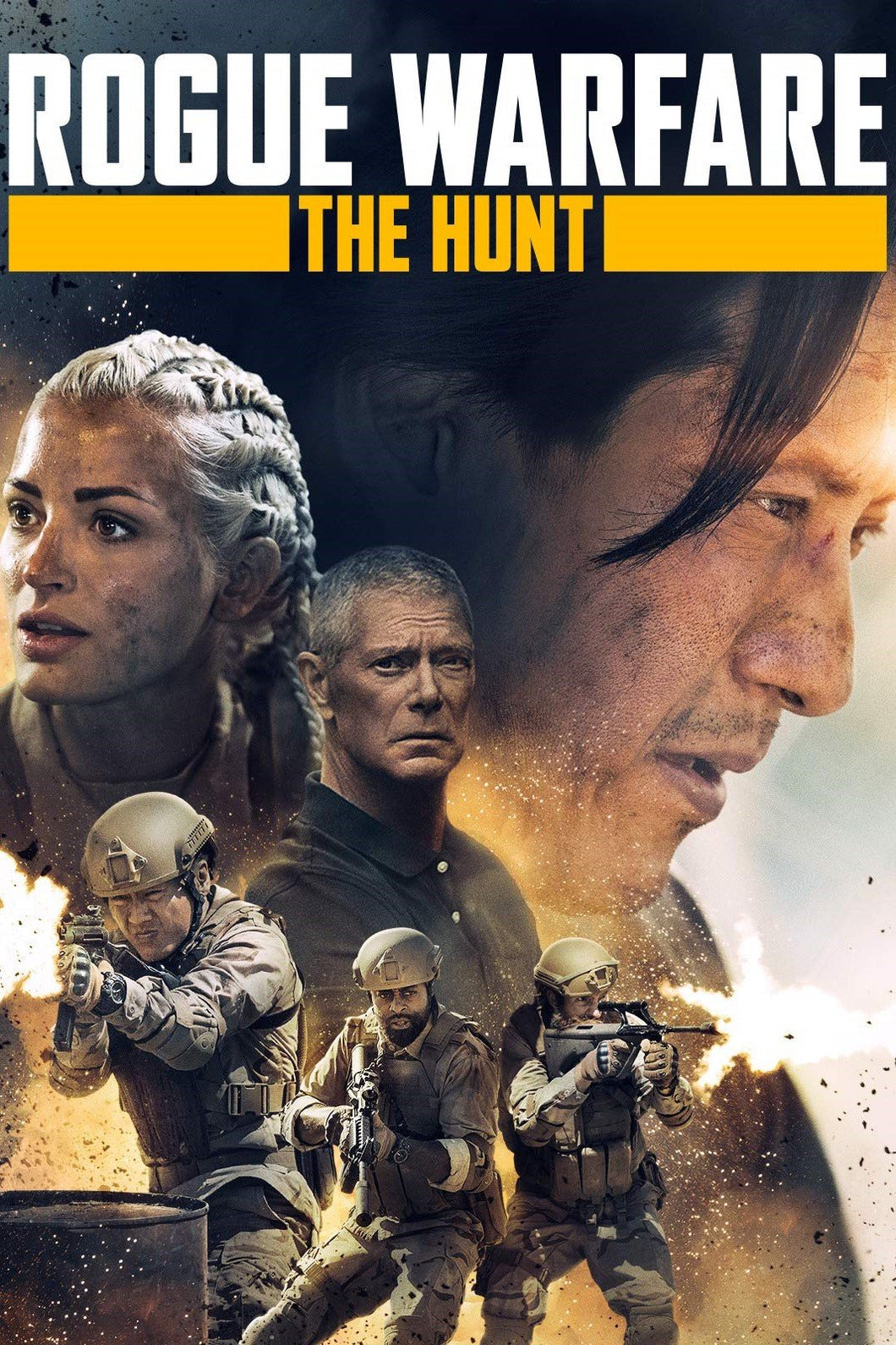 Rogue Warfare: The Hunt | HD Vudu or iTunes Code - Movie Sometimes