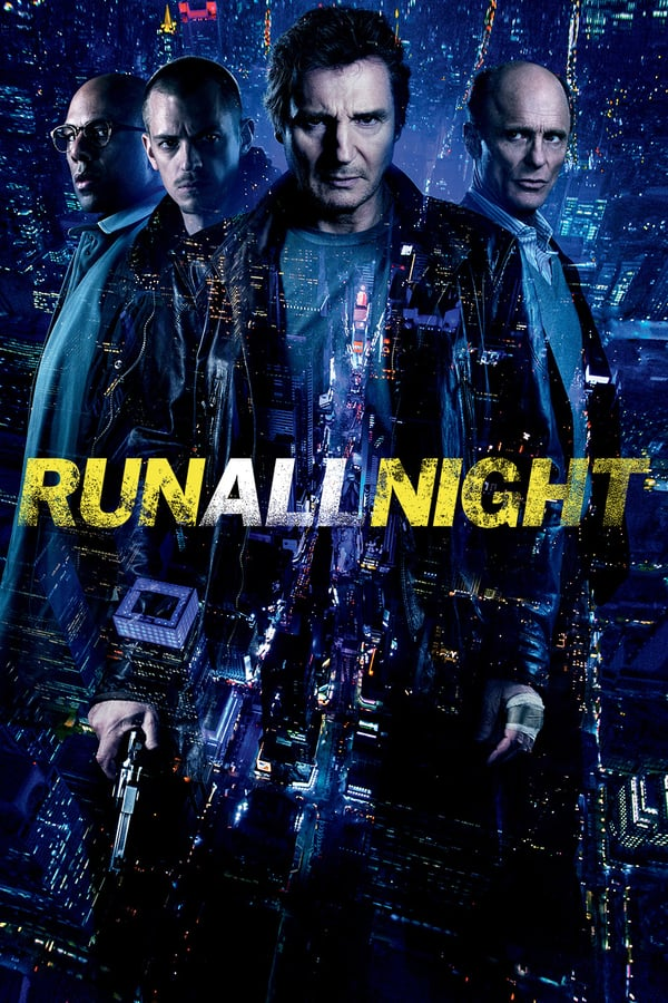 Run All Night HD Movies Anywhere - Vudu, iTunes