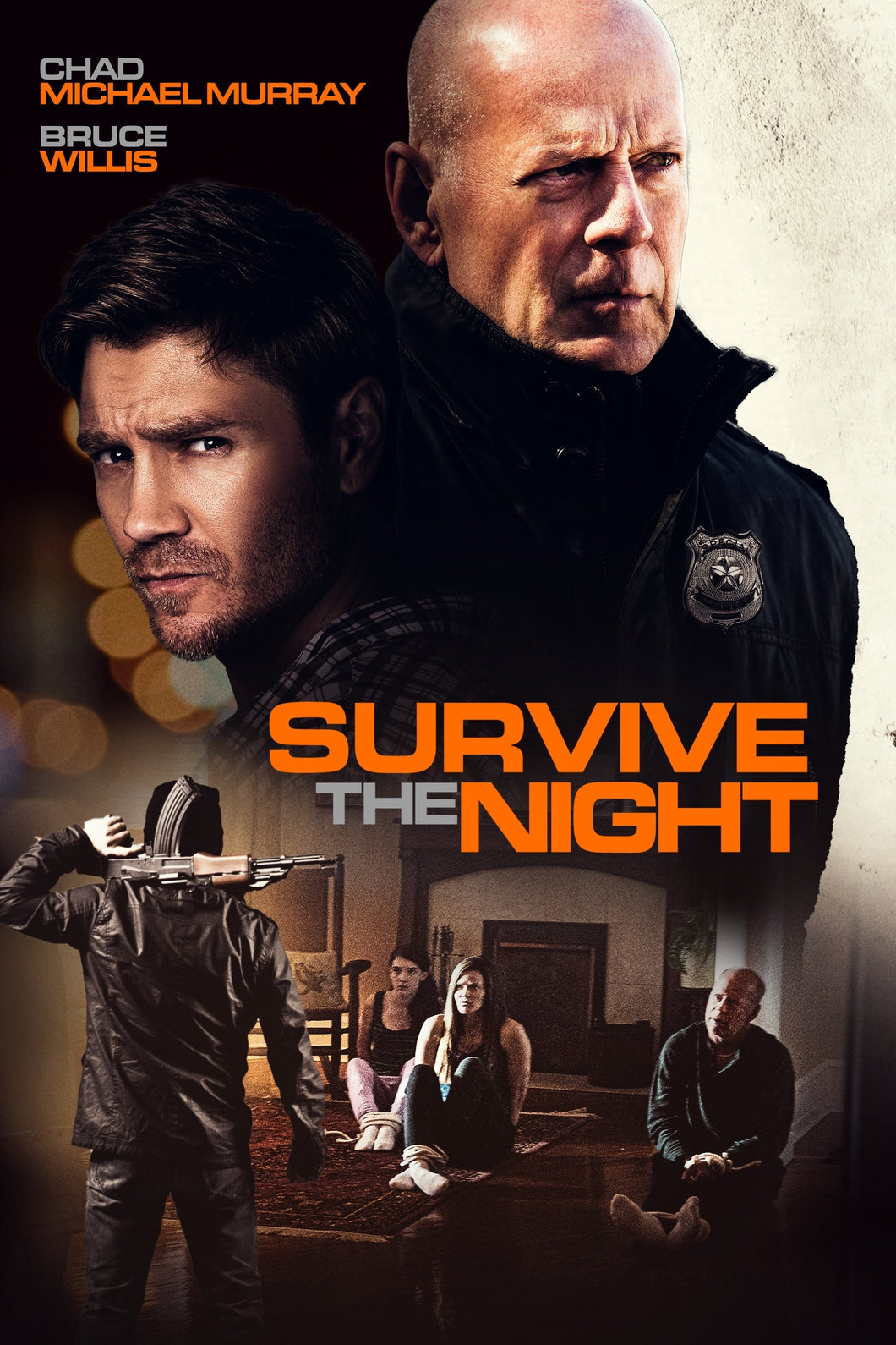 Survive The Night HD (Vudu/iTunes)